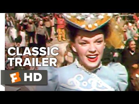 The Harvey Girls (1946) Official Trailer - Judy Garland Movie