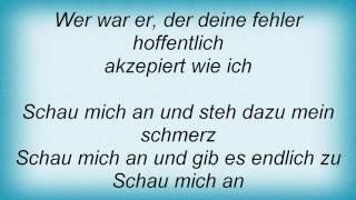And One - Dein Duft Lyrics