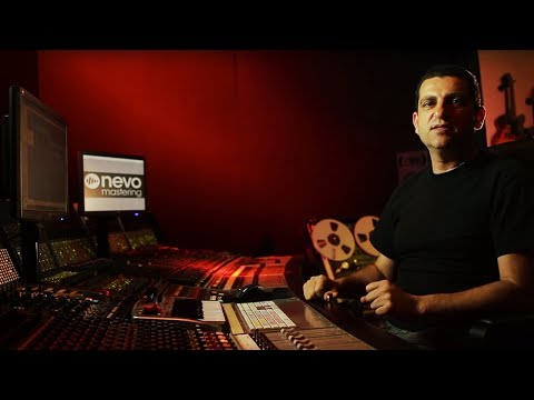 Yoad Nevo: Mastering with Waves