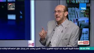 بالورقة والقلم | محمد صبحي : أنا نفسي أردوغان ييجى سيناء وإحنا هنوريه