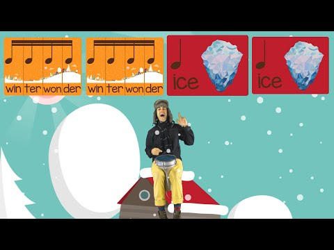 Snow Day (Rhythm Lesson) | Preschool Prodigies Music Lesson From The Prodigies Music Curriculum