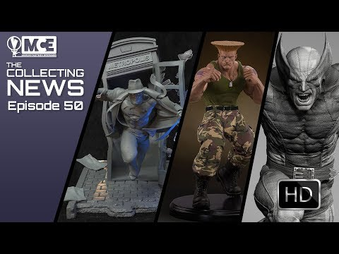 MCE The Collecting News Episode 50: LIVE Chat, Latest Reveals, and Cool Customs!