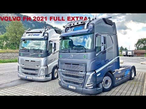 Volvo Fh 460 ST22 Full Extra