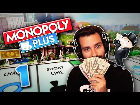 Auctioning...Is A Dangerous Thing! (Monopoly Plus #1)