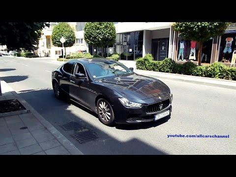 Supercars in Bulgaria #1 Burgas City