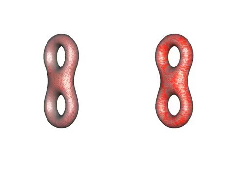 Medial Spheres for Shape Approximation - figure 8 comparison