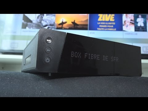 Zive Box de SFR : le test
