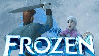 Cartoon Conspiracy Theory | The Dark Secret to Frozen