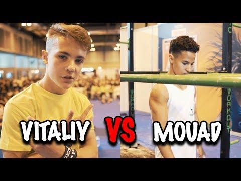 VITALIY MELNIK VS MOUAD - ULTIMATE BATTLES 2