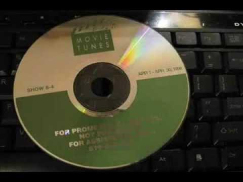 Movie Tunes 1998 - Movie Theater Lobby Promo CD