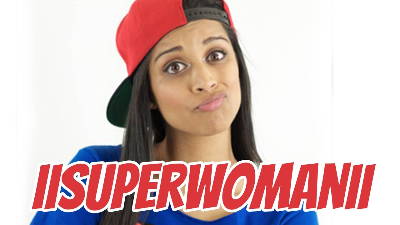 IISuperwomanII Talks Bollywood! - YouTube
