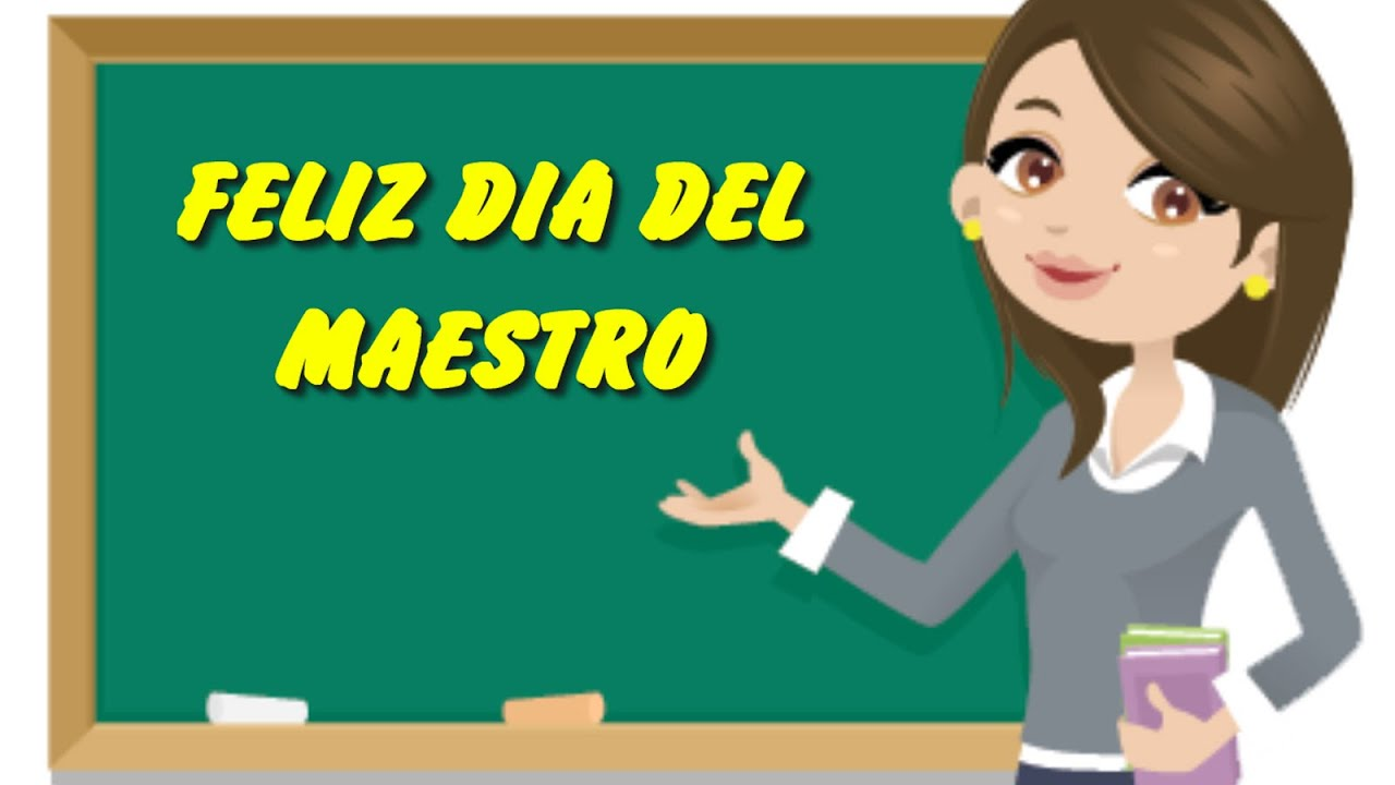 Día del Maestro - Teacher's Day 2016 Peru Ecuador