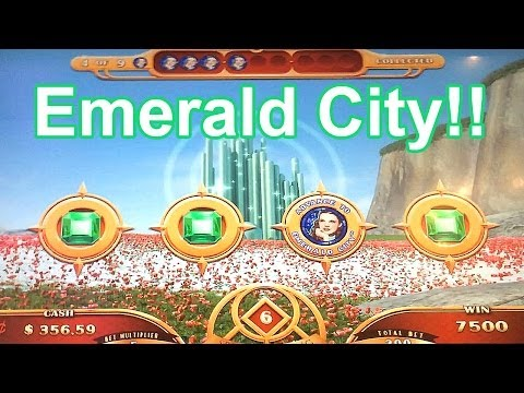 RUBY SLIPPERS BIG WIN!! SLOTASTIC SATURDAY!! from YouTube · Duration:  2 minutes 18 seconds  · 1000+ views · uploaded on 10/05/2015 · uploaded by MR.Vegas Hot Slots