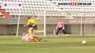 Futbol Algeciras CF CMD San Juan