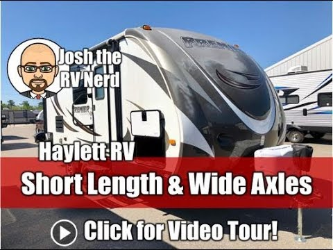 2014 Keystone Bullet Premier 19FBPR Travel Trailer Coldwater