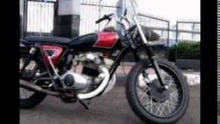 Modifikasi Motor Honda CB 100 Japstyle Terbaik
