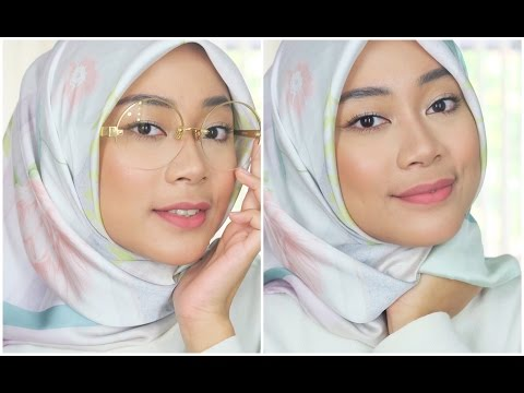 Back To Campus Make Up Tutorial ft. Wardah Cosmetic