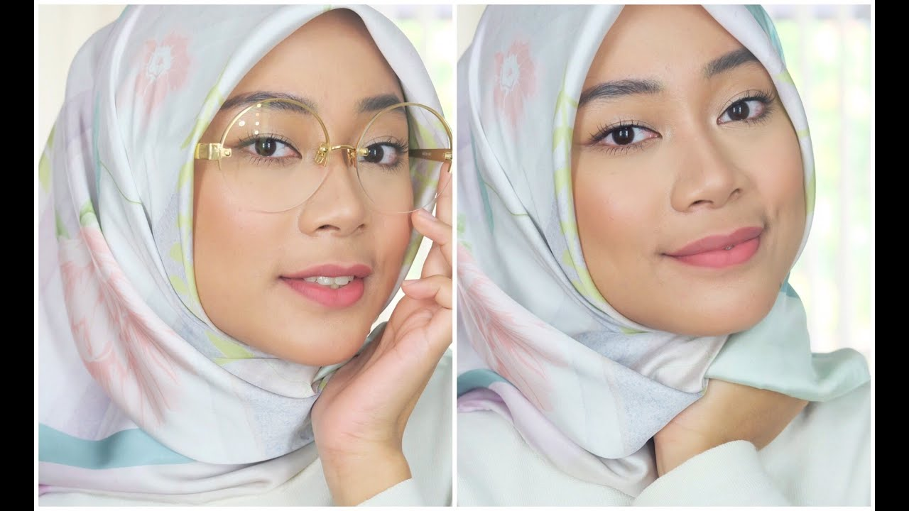 Back To Campus Make Up Tutorial ft Wardah Cosmetic