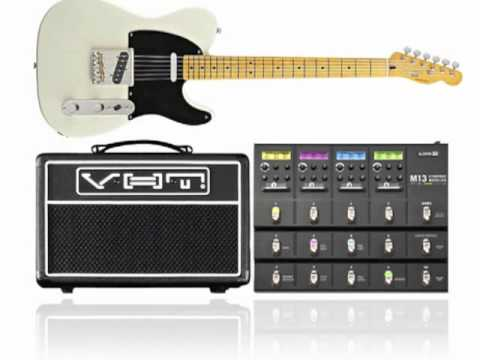 VHT Special 6 and Line 6 M13