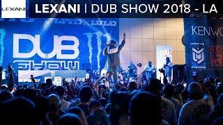 Dub Show Tour Los Angeles 2018 LEXANI wheels