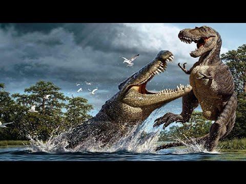Los 10 cocodrilos prehistoricos más terroríficos