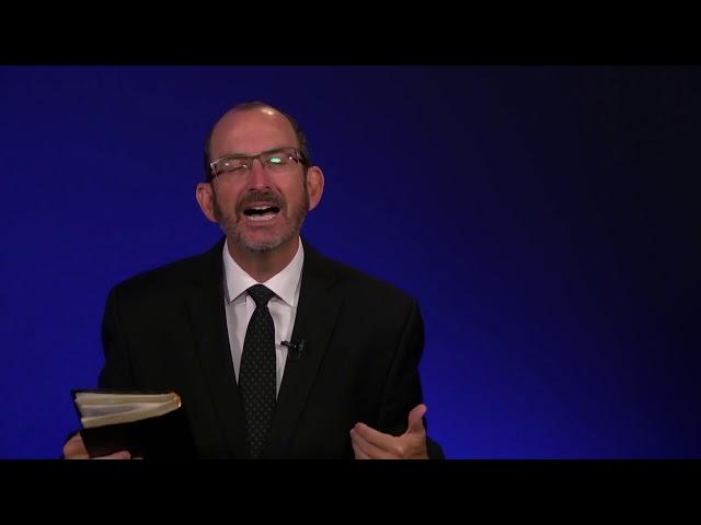 Daniel capítulo 2 - parte 2 - Dr. Baruch Korman