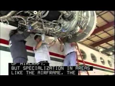 Become an Airframe and Powerplant Mechanics