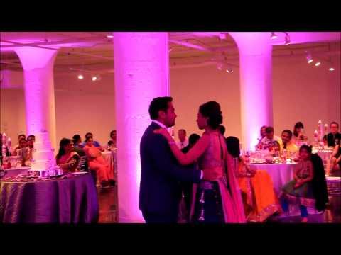 Indian Wedding DJ Ronak Weds Bijal. Louisville  Kentucky @ Glass Works. DJ,  MC, Lighting, More!