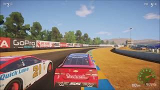 NASCAR Heat 2 - Sonoma Raceway - Gameplay (PS4 HD) [1080p60FPS]