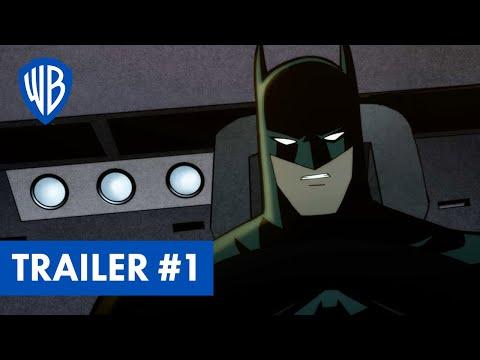 BATMAN: THE LONG HALLOWEEN Teil 1 - Trailer #1 Deutsch German (2021)