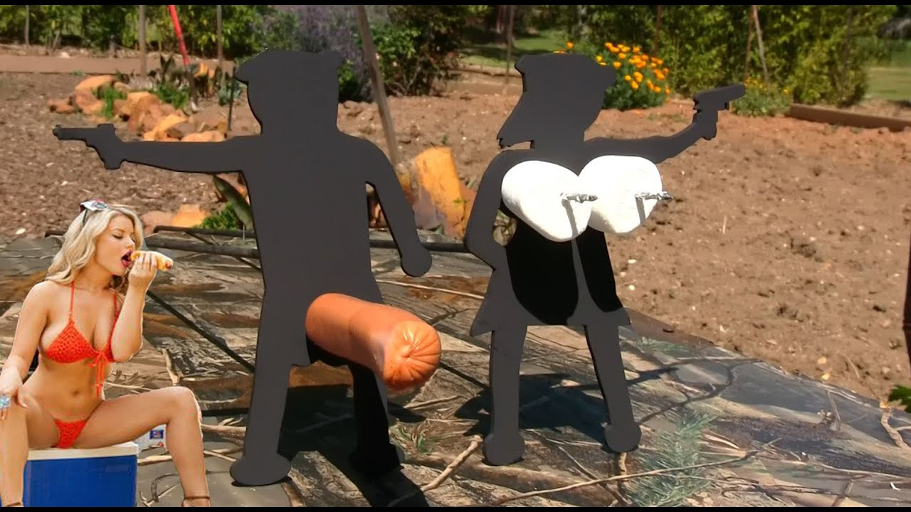 Hot Dog Marshmallow Gun Roasters Camping Outdoors Youtube