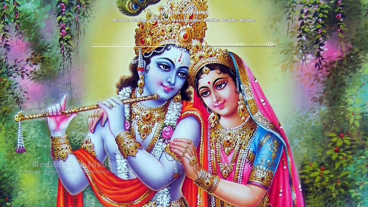 Lindo Mantra Para Abrir os Caminhos Para o Amor Verdadeiro (Mantra Radha Krishna)