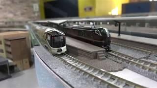 鉄道模型2017年12月21日走行会 【西武鉄道・JR東】