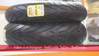 Best Touring Tyre for your Superbike! Pirelli Angel GT !