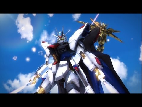 [PS3] Shin Gundam Musou: Mobile Suit Gundam Seed Destiny Official Mode - Mission 5