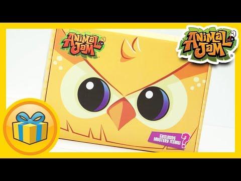 Animal Jam Spring Subscription Box