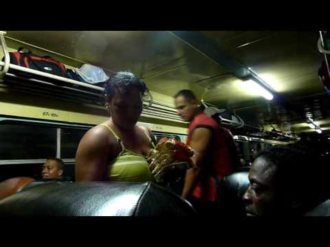 Moskito Film: El Tren de Guantanamo a La Habana part2 Cuba Kuba