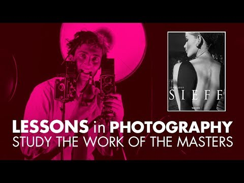 'I bounce' photo lesson 5: Greg Gorman - fill light with white reflector from YouTube · Duration:  35 seconds