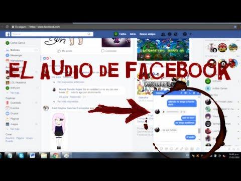RECIBÍ ESTE TENEBROSO AUDIO POR FACEBOOK Y ME ARREPENTÍ DE OIRLO #CasoRealFb