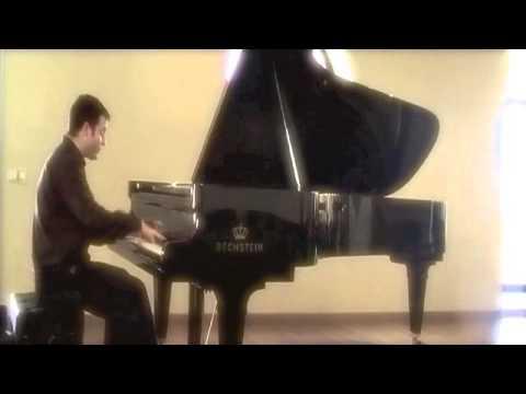 Burgmüller Etude Op.105 nº9 – Luis Becerra -