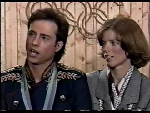 Post-Men's Award Ceremony Interview with Brian Boitano (USA) - 1988 Calgary