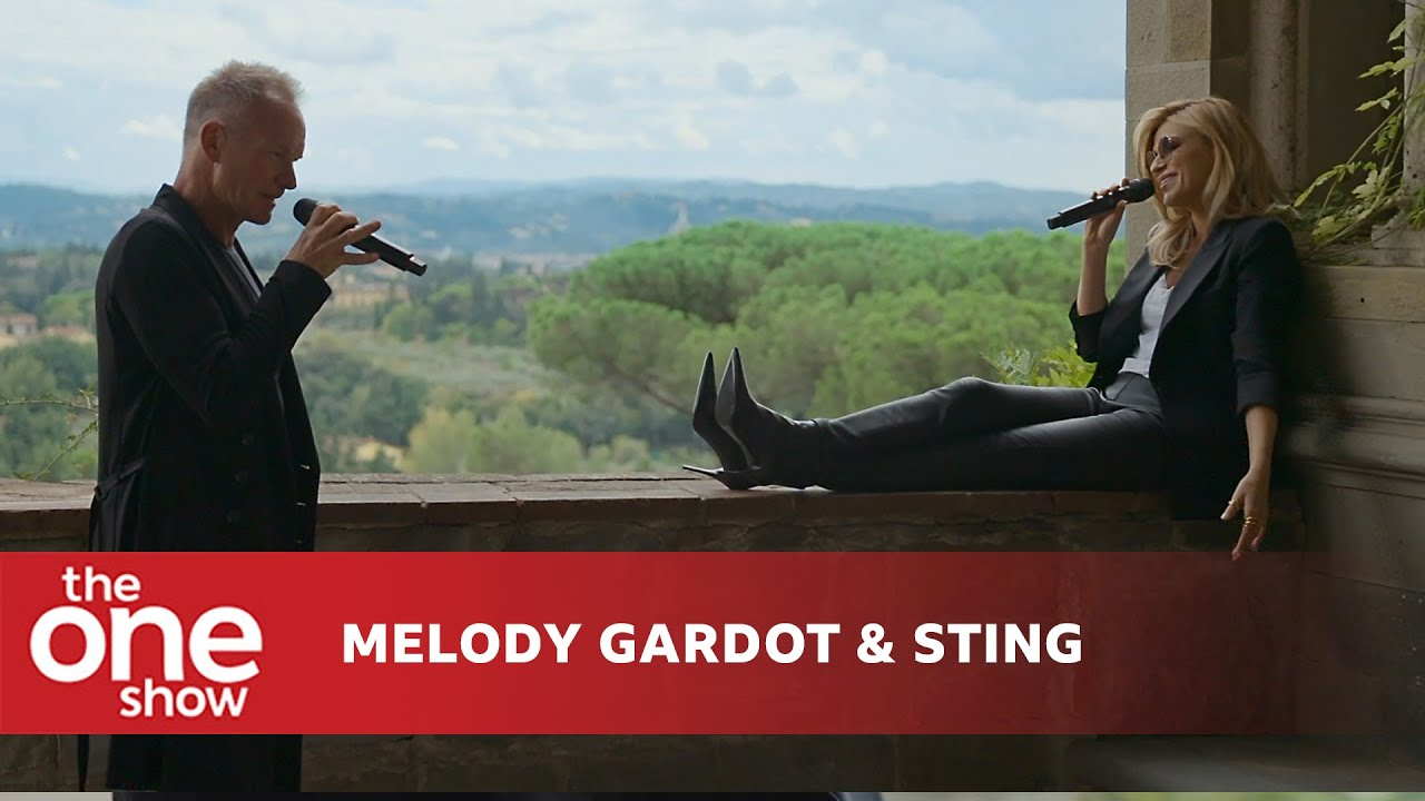Melody Gardot & Sting - A Little Something (The One Show)
