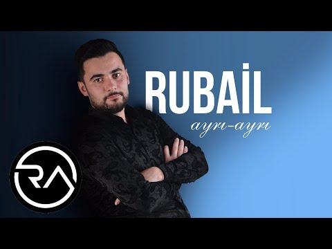 Rubail Azimov - Ayri ayri 2017 (Official Audio)