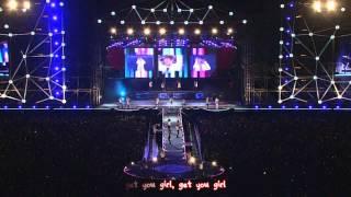 JYJ - Be My Girl remix (JS focus) [eng + karaoke sub]