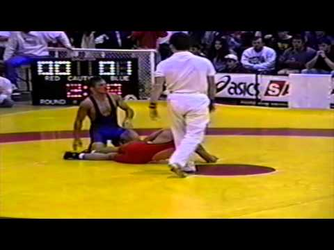 1994 Senior National Championships: 57 kg Final Robert Dawson vs. Anatoli Beloglazov