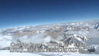 Christian Stangl - Triple Seven Summits