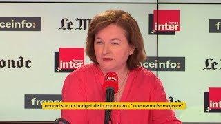 Questions Politiques : Nathalie Loiseau