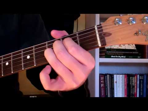 Asus4 Guitar Chord Chordsscales