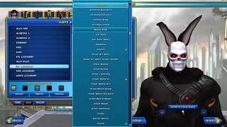 champions Online Создаю призрачного гонщика=)Игра, в которой можно создать своего супер героя