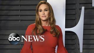 Caitlyn Jenner under fire for comments on transgender athletes